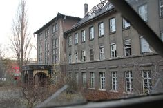 Lost hope: The abandoned children's hospital | Abandoned Berlin