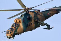 Hungarian Air Force, Mil Mi-24V Hind (Mi-35)