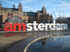 Visiting Amsterdam you understand everything is interesting here: architecture, entertainment, lifestyle.  #amsterdam #amsterdamsights #amsterdamtravel #amsterdamplaces