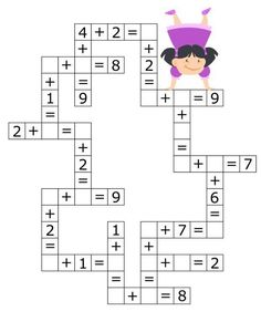 Kindergarten math, Montessori math, Learning math, Homeschool math, Teaching mat… - Everything About Kindergarten 1st Grade Math Worksheets, Kindergarten Math Activities, Montessori Math, Preschool Printables, Homeschool Math, Teaching Math, Addition Worksheets, First Grade Math, Math For Kids