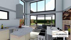 3D Visuaisierung Kleingartenwohnhaus Annona 50 50th, Outdoor Decor, 3d, Home Decor, Flat Roof, Timber Wood, Homes, Decoration Home, Room Decor