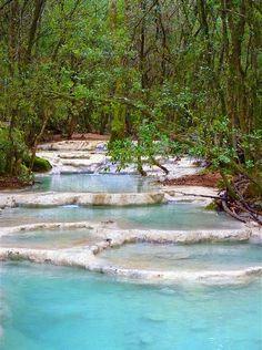 It's a beautiful world — Sources de l'Huveaune, Provence / France (by...