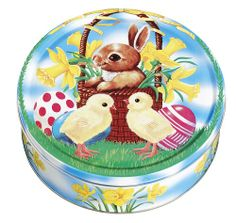 Happy #Easter from #RoyalDanskSA Custom Cookies, Tins, Happy Easter, Snow Globes, Decor, Tin Cans, Happy Easter Day, Decoration, Decorating