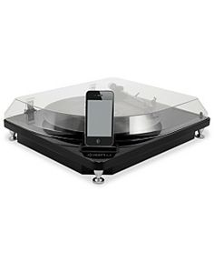 ION Audio Ilp Turntable Conversion System For Ipad, Iphone & Ipod Touch #Macys