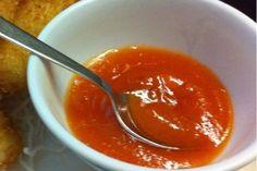 Salsa agridulce china La salsa agridulce típica de los restaurantes chinos: un clásico de la cocina oriental para acompañar platos de carne, pescado, arroz, verduras, etc.