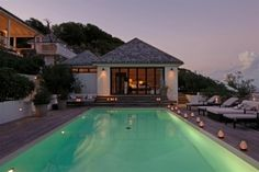 Amelie is a villa located in st barts island