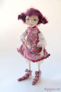 Fairy Art Doll OOAK