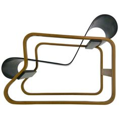 Chair 41 by Alvar Aalto for Artek