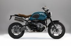 BMW Scrambler is coming! German firm creates a cost effective new range of stylish bikes based on the R nineT