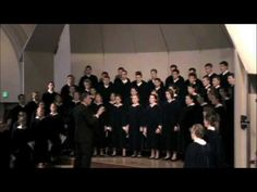 My Song in the Night - The Concordia Choir