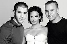 Nick Jonas & Demi Lovato Manager-Turned-Label Exec Phil McIntyre Tests Kinder, Gentler Music-Biz Model | Billboard