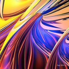 Abstract composition 105, Angel Estevez on ArtStation at https://www.artstation.com/artwork/KykaB