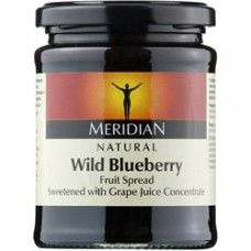 Meridian Natural Blueberry Fruit Spread 284g  http://www.nombox.co.uk/index.php?route=product/product_id=402_id=8674