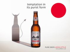 """""""Temptation in it's purest form"""" - our Mesquiteers worked for @AsahiUK #Beer #Cocktail competition! Let's see if they got the purest form of #cocktails?"""