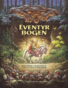 Eventyrbogen af Peter Madsen (Bog) - køb hos Saxo