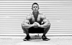 CrossFit Games 2012: Dan Bailey Interview