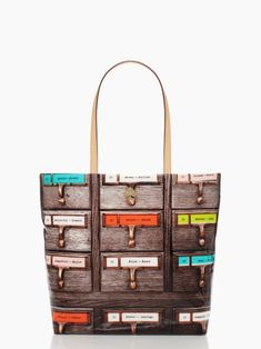 Library Journal: From Kate Spade's new bookish collection.