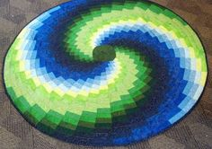 Spiraling Out of Control.  This is just pleasant to look at.  Peace, Robert from nancysfabrics.com