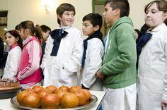 Uruguay se apresta a eliminar la comida chatarra en la alimentación escolar - Noticias Uruguay LARED21