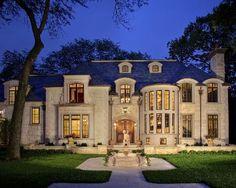 100s of house design ideas httppinterestcomnjestateshouse - French Design Homes