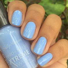 Babe Blue by Sally Hansen
