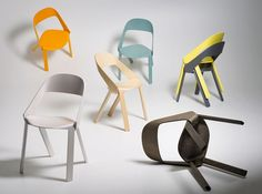 Wogg 50 Stackable chair