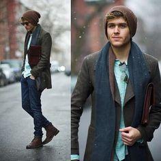 Let me dress my man...