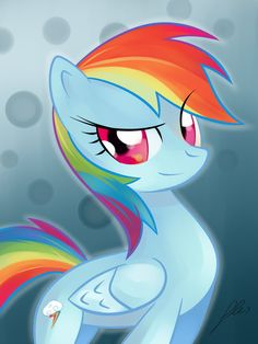 Rainbow Dash by Graffston