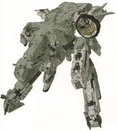 xivtemperance:  Metal Gear Rex