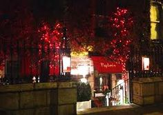 Peploe's- very classic restaurant on Stephens Green