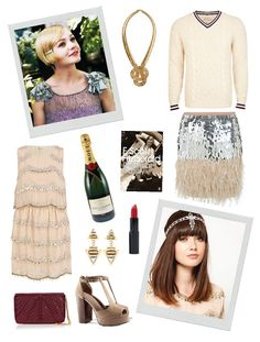 The Great Gatsby look, love it Great Gatsby Fashion, Great Gatsby Party, The Great Gatsby, Love Fashion, Gatsby Look, Gatsby Style, My Unique Style, My Style, Confessions Of A Shopaholic