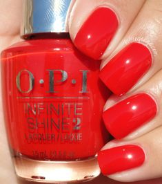 OPI Infinite Shine Can't Tame a Wild Thing @kelliegonzoblog