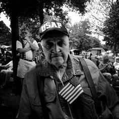 Veteran - I salute you.