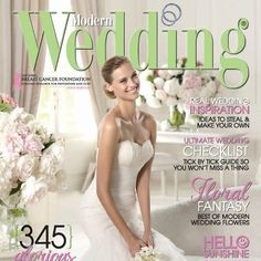 The New Issue Of Modern Wedding Magazine Goes On Mid December 2017 This