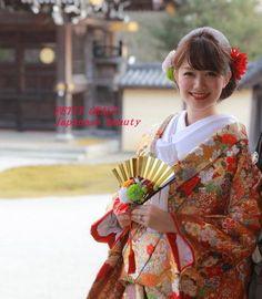 お客様の声|結婚式ブーケ・着物の髪飾りをオーダーメイド~和装前撮り・結婚式の演出に