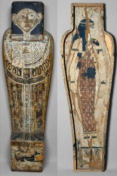 Egyptian Mummies, 1st Century, National Museum, A Team, Women, Woman