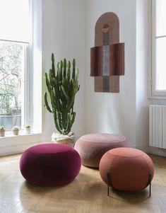 Hot Date – The Design ExperienceA creative liaison between cc-tapis and Saba | Saba Italia