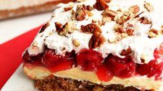 Layered-Cherry-Cheesecake