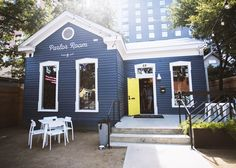 The Best Bars And Restaurants On Rainey Street - Rainey Street - Austin - The Infatuation Rainey Street Austin, St Austin, Places Ive Been, Places To Go, Rainy Street, Parlor Room, Texas Travel, Life Is An Adventure, Travel Bugs