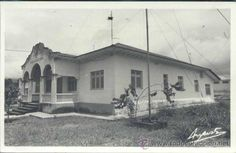 Postales: SANTA ISABEL.(GUINEA ECUATORIAL)- LA EMISORA DE RADIODIFUSION . - Foto 1 - 38853790