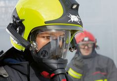 Dräger HPS 7000 | Firefighter helmet | Beitragsdetails | iF ONLINE EXHIBITION