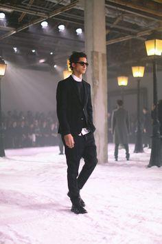 men's fashion week 2014 AMI