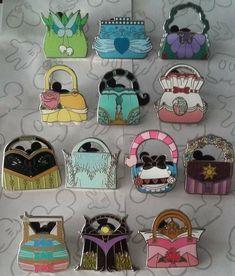 Disney Princess Diva Purse Handbag Disney Pin 2018 Make a Set Lot Rare Disney Pins, Disney Pins Sets, Disney Trading Pins, Disney Vacation Club, Disney Trips, Disney Pin Lanyard, Disney Pens, Purse For Teens, Disney Pin Collections