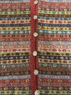 Knopen van TextileGarden