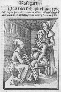 Ancient Jewish Birthing Methods