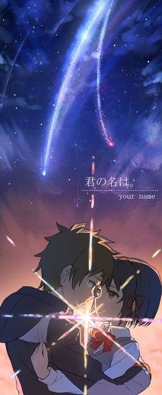 Kimi No Na Wa Mitsuha And Taki E D A Animes Manga Manga Anime Fairy