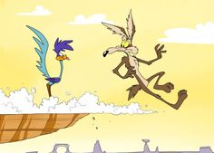 """read rules on website.Wile E. Coyote and Road Runner from """"Looney Tunes"""", Cartoon Cartoon, Cartoon Shows, Les Looney Tunes, Looney Tunes Cartoons, Vintage Cartoons, Classic Cartoons, Lego Batman, Bip Bip Et Coyote, Personnages Looney Tunes"""