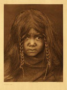 Native American child