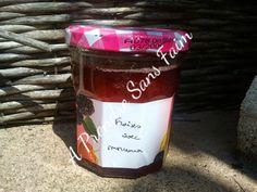 A Prendre Sans Faim: Confiture de fraises à l'ancienne http://www.aprendresansfaim.com/2014/08/confiture-de-fraises-lancienne.html