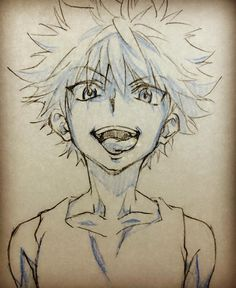 Hunter X Hunter - Killua Zoldyck